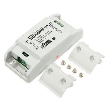Sélection de produits Sonoff en promotion - Ex : Interrupteur connecté TH10 Wifi + RF