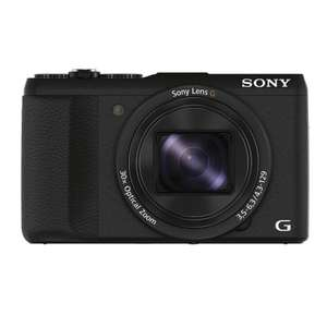 "Appareil photo bridge 3"" Sony DSCHX60B - 20,4 Mpix - Zoom optique - 30x Wi-Fi/HDMI/USB"