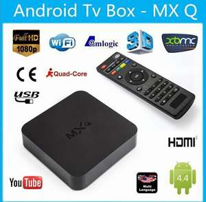 TV Box Vensmile MXQ Amlogic S805 - Quad-Core Cortex-A5 - 1Go - 8Go - Android 4.4.2