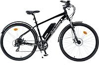 """Vélo tout chemin à assistance électrique E-Trax 28"""" en Aluminium"""