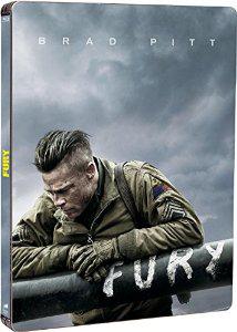 Fury en Blu-ray - Edition Steelbook