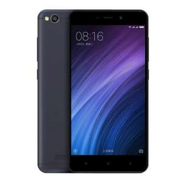 "Smartphone 5"" Xiaomi Redmi 4A  - Snapdragon 425, RAM 2 Go, ROM, 16 Go, Gris (B20 - Chargeur UK)"