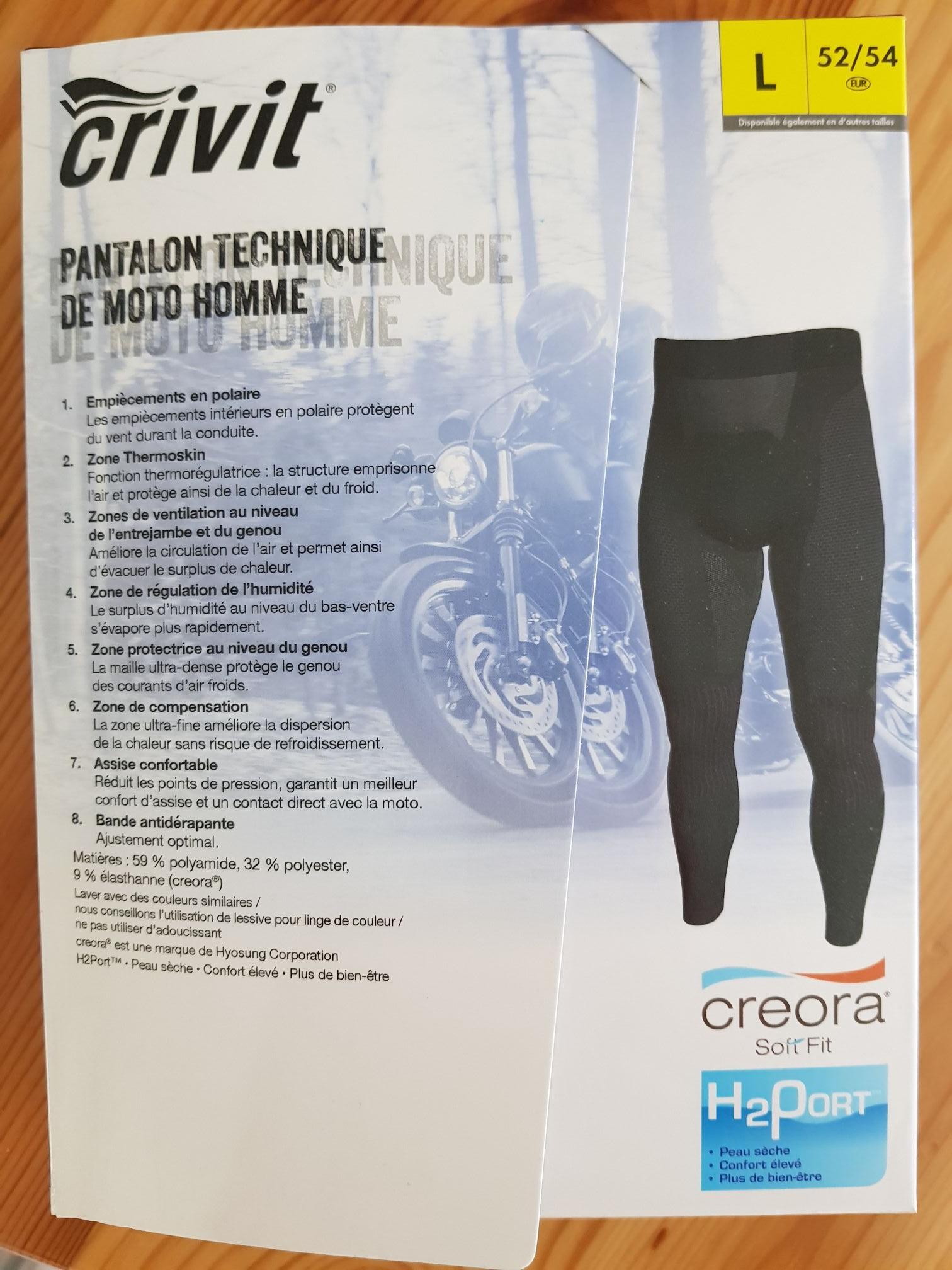 Collant de Moto Homme (Plusieurs tailles) - Saint-Etienne (42)