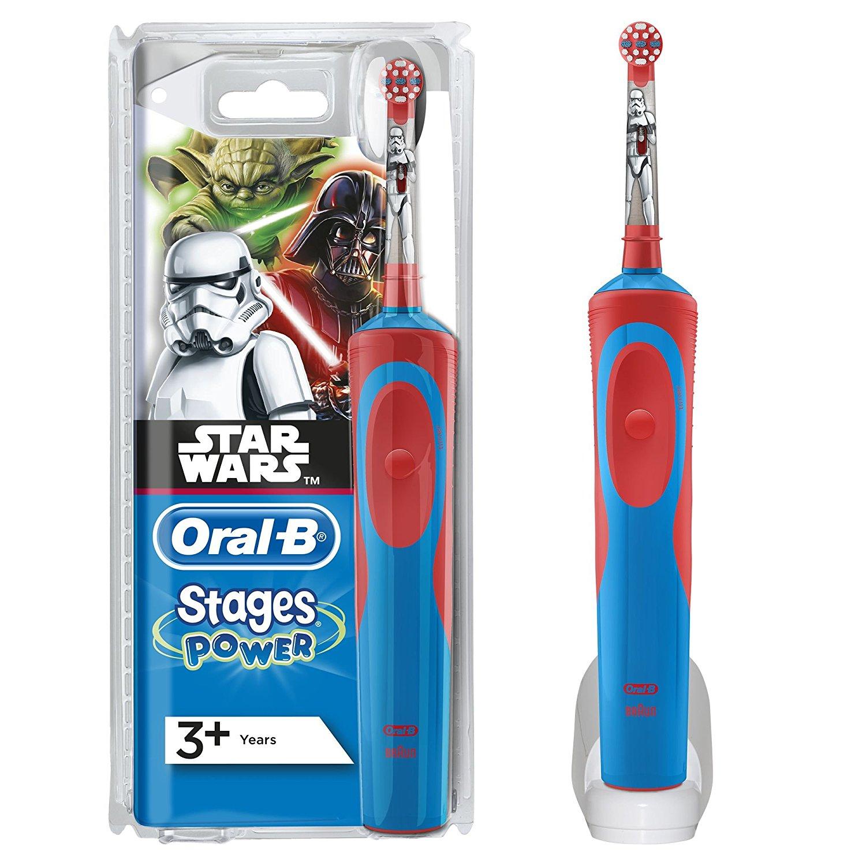 Brosse à Dents Electrique Oral-B Vitality Star Wars (Via 9.18€ sur la Carte de Fidélité + ODR 5€)