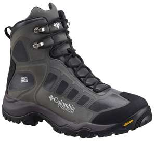 Chaussures Columbia Daska Pass Iii Titanium pour Hommes - Tailles au choix