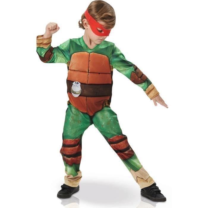 Déguisement Tortue Ninja de Luxe 5-6 ans ou 7-8 ans