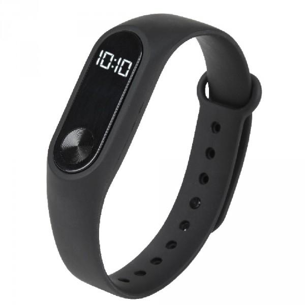 Bracelet connecté Yoho Sports - Bluetooth 4.0, noir