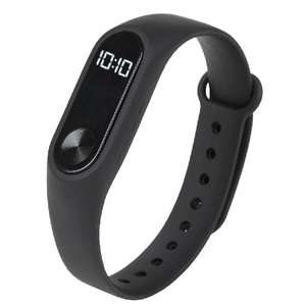 d37e7061ca7640 Bracelet connecté Yoho Sports - Bluetooth 4.0, noir – Dealabs.com