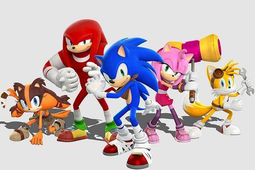 Thème Sonic Boom (3DS) gratuit