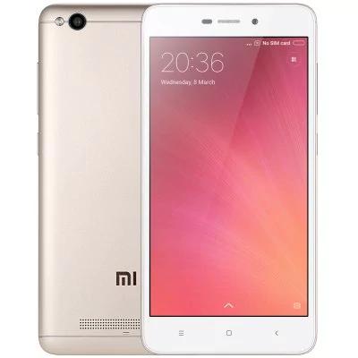 """Smartphone 5"""" Xiaomi Redmi 4A (Global) Or - 4G (B20), HD, Snapdragon 425, RAM 2Go, ROM 16Go"""