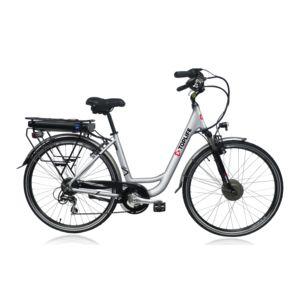 Vélo à assistance électrique de ville Top Life E-8000 - Autonomie de 90 km