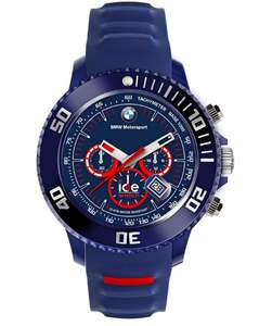 Montre Ice-Watch BMW Quartz en silicone - Taille L