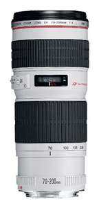 Objectif Canon EF 70-200mm f/4L USM