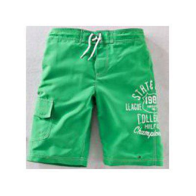 Boardshort Tommy Hilfiger enfant vert