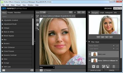 Logiciel Perfect Browse 9.5 Premium Gratuit