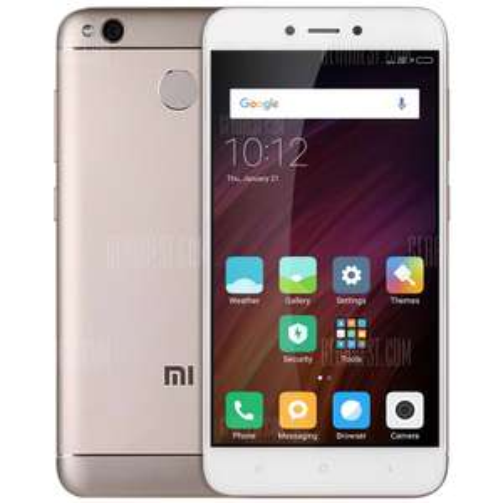 "Smartphone 5"" Xiaomi Redmi 4X (Version Globale) - RAM 3 Go, 32 Go (avec B20)"