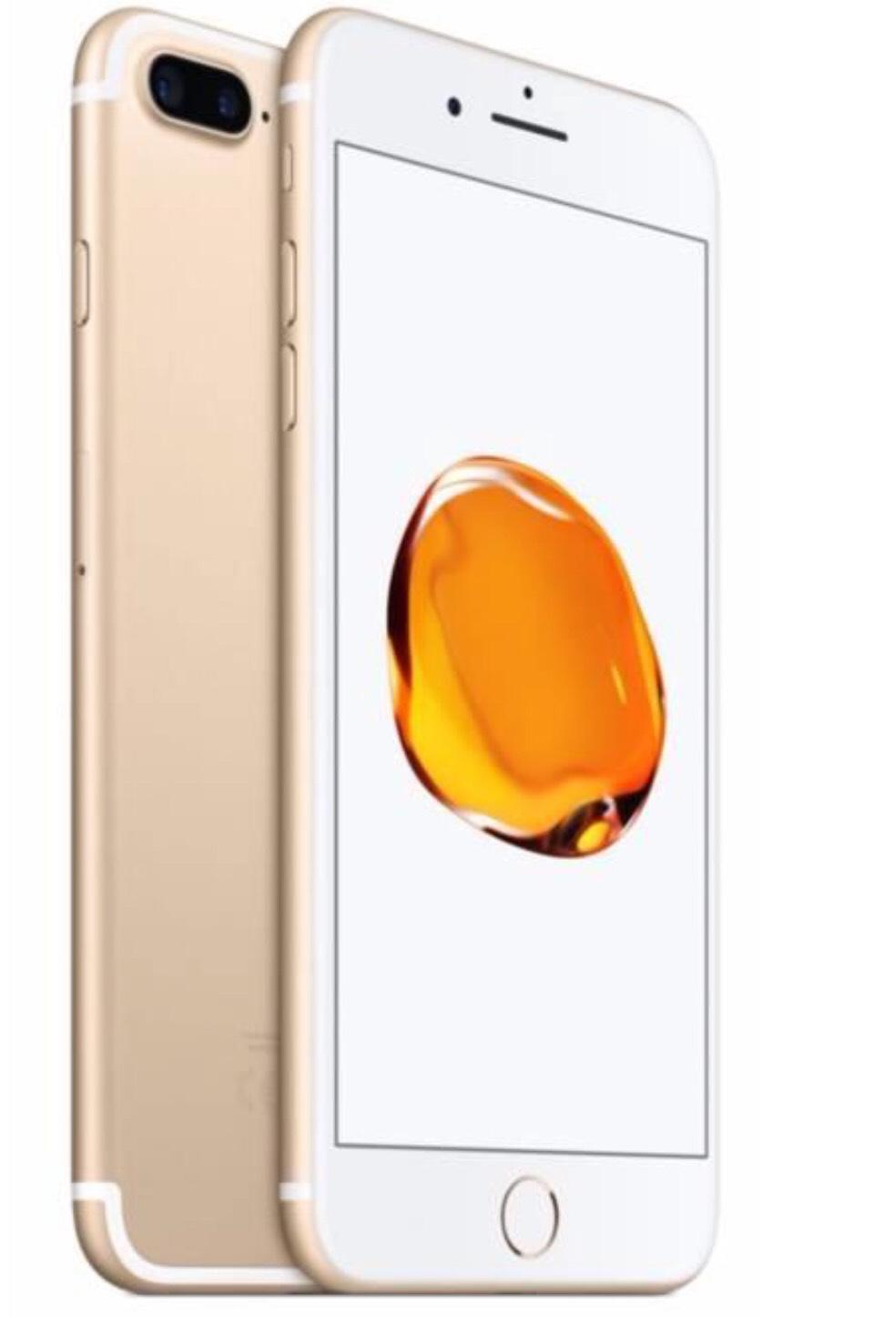 """Smartphone 5.5"""" Apple iPhone 7 Plus - 32 Go, Or"""