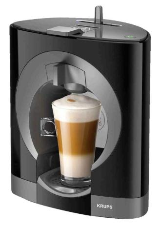 Machine à Café Oblo Dolce Gusto YY2290FD - Noir + 3 Boites de Capsules (Via 37.5€ sur la Carte de Fidélité + ODR 35.99€)