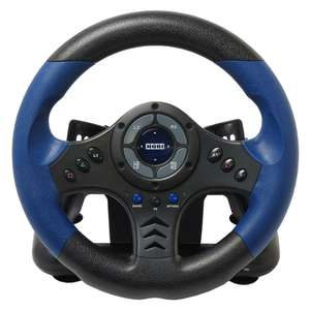 Volant avec pédales Hori Racing Wheel 4 - PS4 / PS3