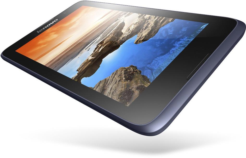 "Tablette 7"" Lenovo A7-50 Bleue Marine (30€ ODR)"