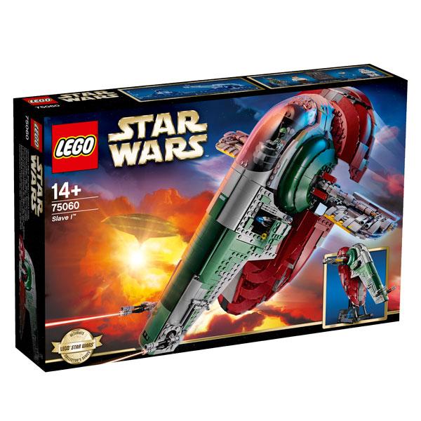 30% de réduction sur une sélection de Lego Star Wars - Ex: Slave One UCS