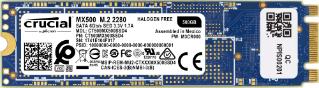 SSD interne M2 Crucial MX500 CT500MX500SSD4 - 500 Go