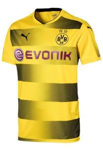 Sélection de produits football (textile et chaussures) en promotion jusqu'à - 80% - Ex: Maillot de Football Puma Dortmund Homme saison 17/18 (taille S ou M)