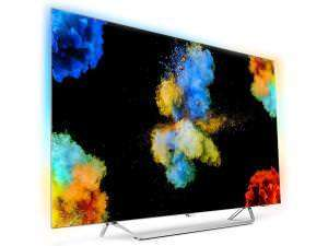 "TV 55"" Philips 55POS9002 - OLED, 4K UHD, Ambilight (via ODR de 200 €)"