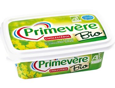 Beurre primevère Bio pour 0.72 cts (BDR de 0.40€)