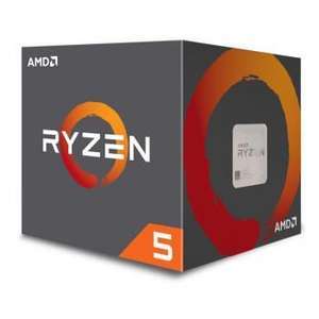 Processeur AMD Ryzen 5 2600 - 6 coeurs/12 threads