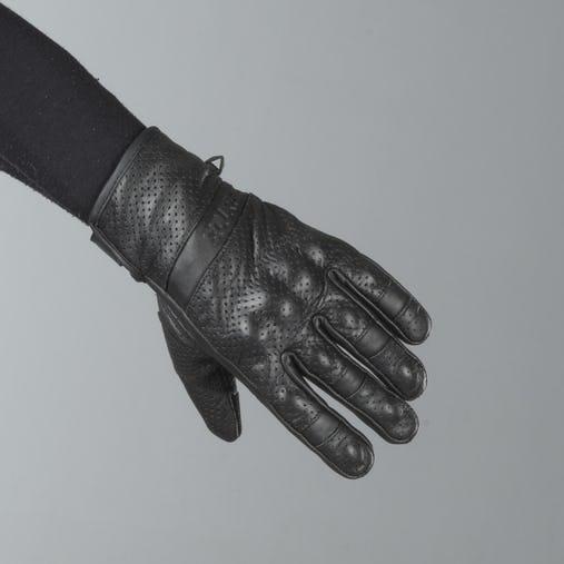 50% de réduction sur une sélection de gants Moto - Ex : Gants Course Air Noir SmartTouch