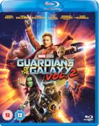 Sélection de Blu-Ray Marvel en promotion -  Ex : 2 Blu-Ray achetés : Les Gardiens de la Galaxie Vol. 2 + Captain America: Civil War (en Anglais)