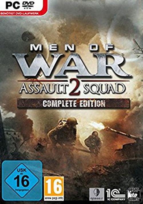 Men of War: Assault Squad 2 - Complete Edition sur PC (Dématérialisé - Steam)