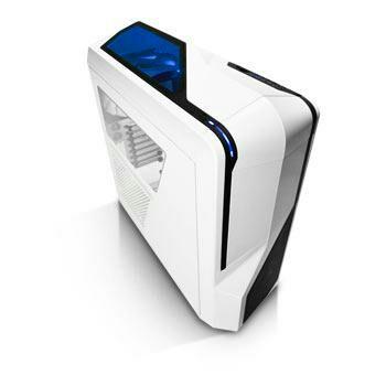 Boîtier PC NZXTPhantom 410 - Blanc