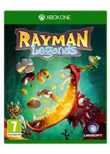 Jeu Rayman Legends Xbox One / PS4