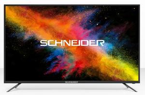 """TV LED 65"""" Schneider LED65-SCP200K - UHD 4K"""