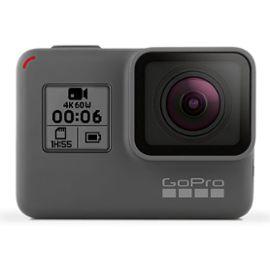Caméra sportive GoPro Hero 6 Black Edition (+ Jusqu'à 83,25€ en SuperPoints - via l'Application)