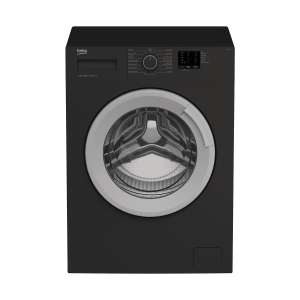 lave linge hublot llf07a2 beko classe a 1200tours min noir. Black Bedroom Furniture Sets. Home Design Ideas