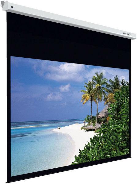 Écran de projection remboursé en bon d'achat pour l'achat simultané d'un vidéo projecteur - Ex: Ecran Lumene Embassy II 150C + Vidéoprojecteur Vivitek Q3 Plus (+349€ en bon d'achat)