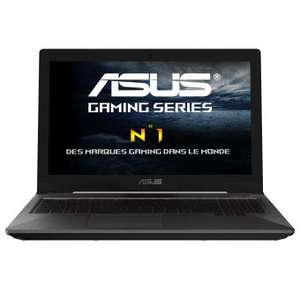"PC Portable 15.6"" Asus FX503VM-DM020T - Intel Core i7, 8 Go de RAM, Disque Dur 1 To + SSD 128 Go, Nvidia GeForce GTX 1060 3G, Windows 10"