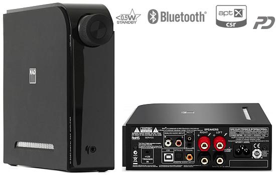 Ampli-DAC USB NAD D3020