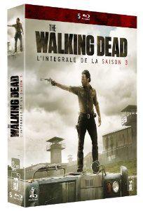 [Adhérents] Coffrets Blu-ray Walking Dead 4 saisons (séparées) + 10€ en chèque cadeau