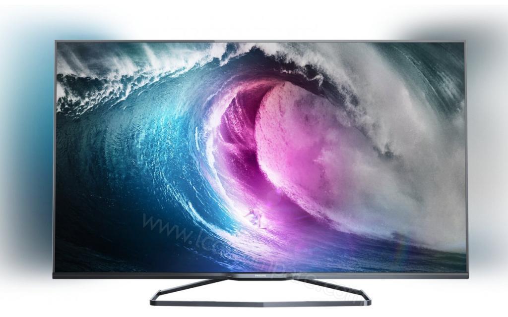 """TV LED 42"""" Philips 42PFK7109 - Smart TV, 3D, PMR 600Hz"""