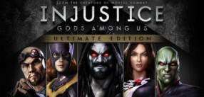 Injustice : Gods Among Us Ultimate Edition sur PC (Dématérialisé - Steam)