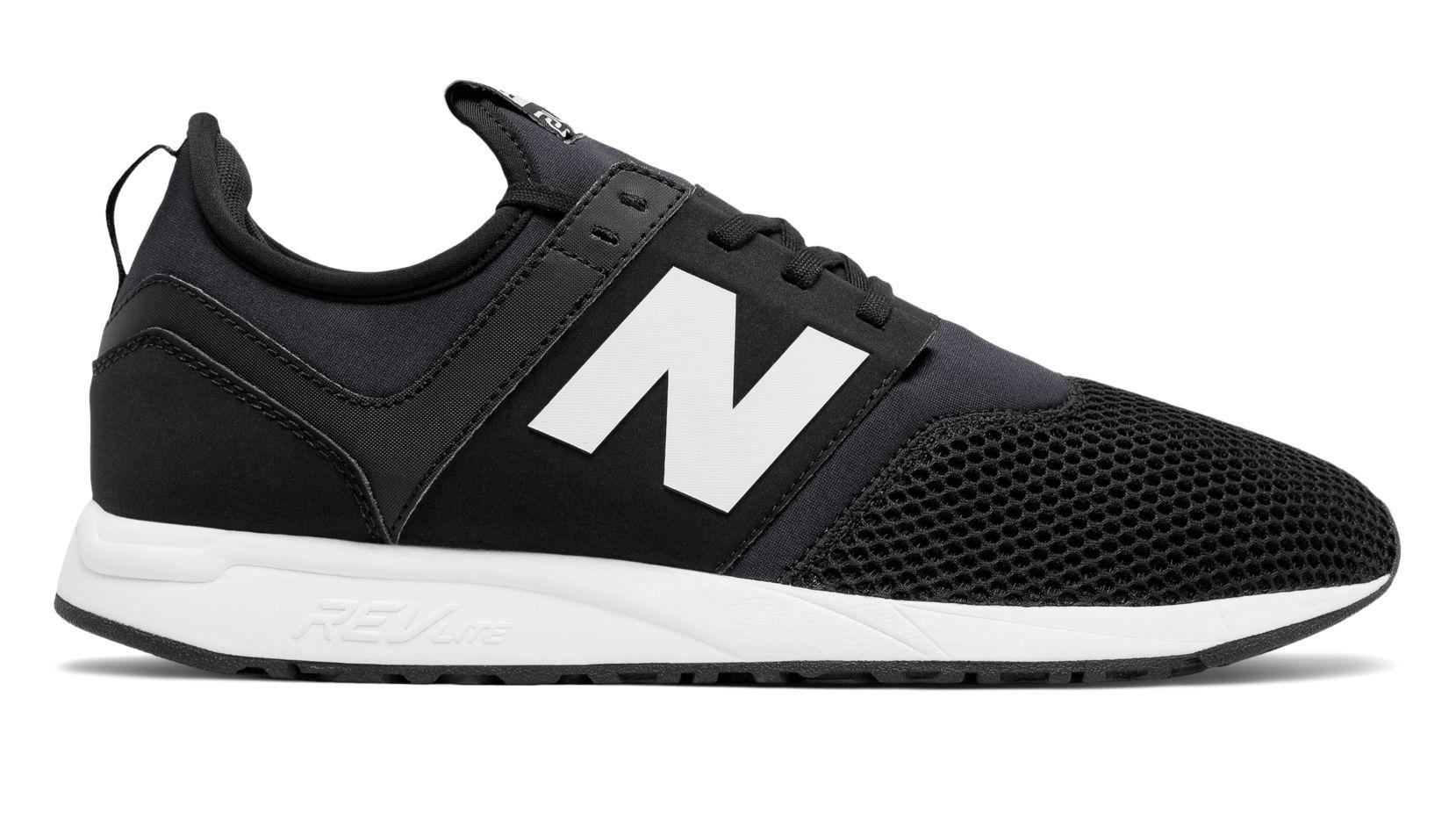 Sélection de Sneakers New Balance 247 en promotion - Ex : Sneakers homme New Balance MRL247BG (taille au choix)