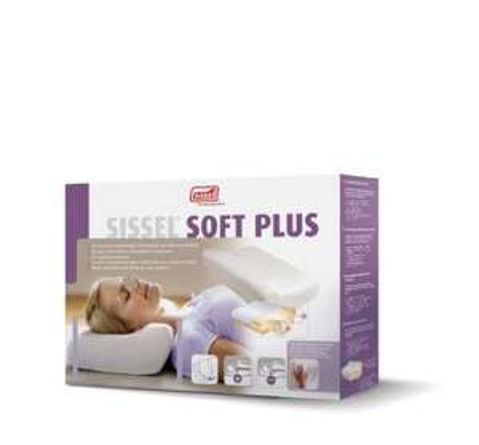 Oreiller anatomique Sissel Soft Plus