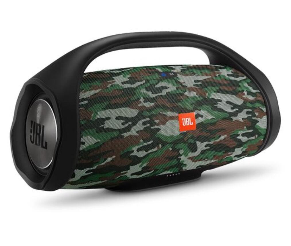-20% sur les enceintes camouflages - Ex: Enceinte bluetooh JBL BoomBox