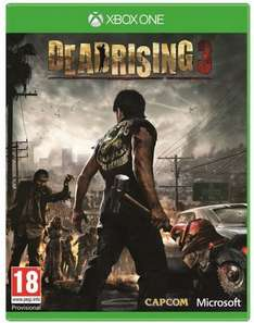 Dead rising 3 sur Xbox one