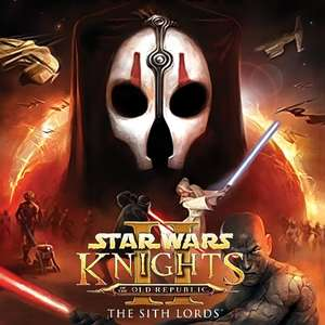 Star Wars Knights of the Old Republic I ou II sur PC (Dématerialisés - Steam)