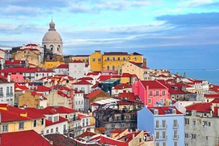 5 jours à Lisbonne vol A/R + hôtel + petit déjeuner par personne
